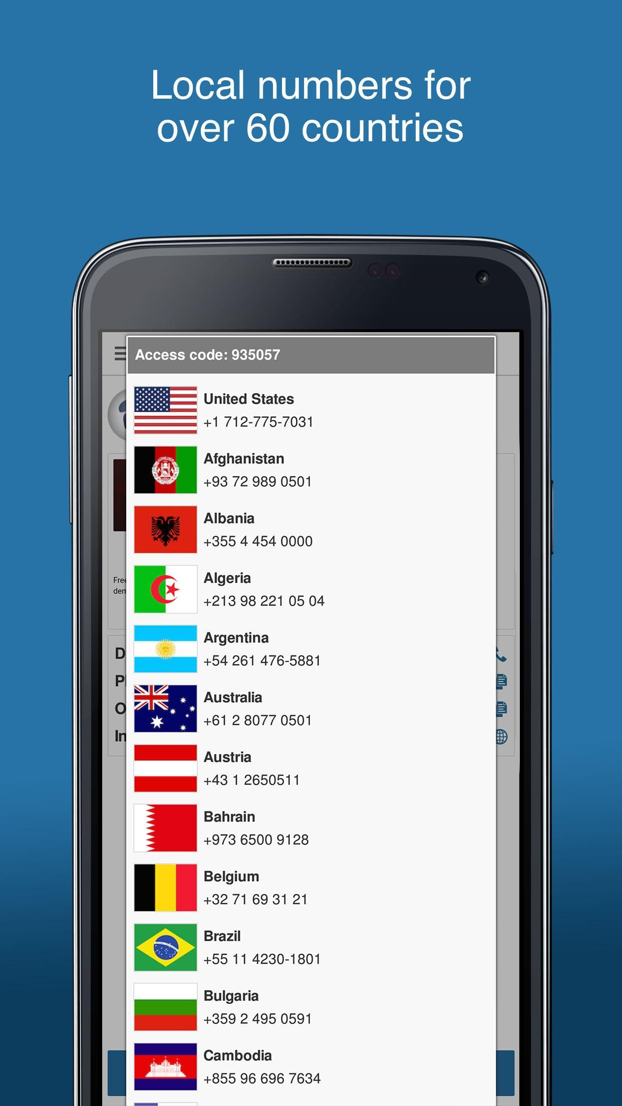 Free Conference Call for Android - APK Download