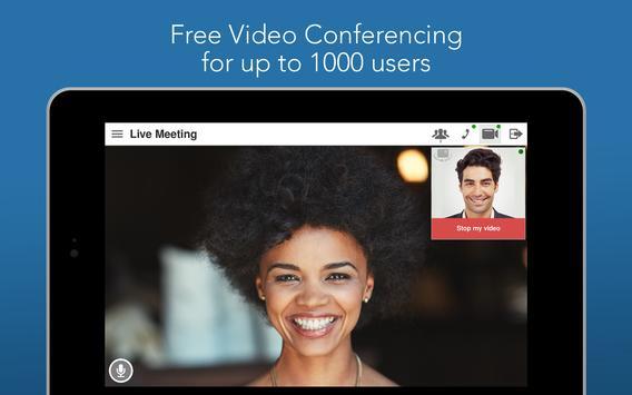 Free Conference Call screenshot 12