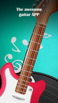 Free Cool Guitar poster