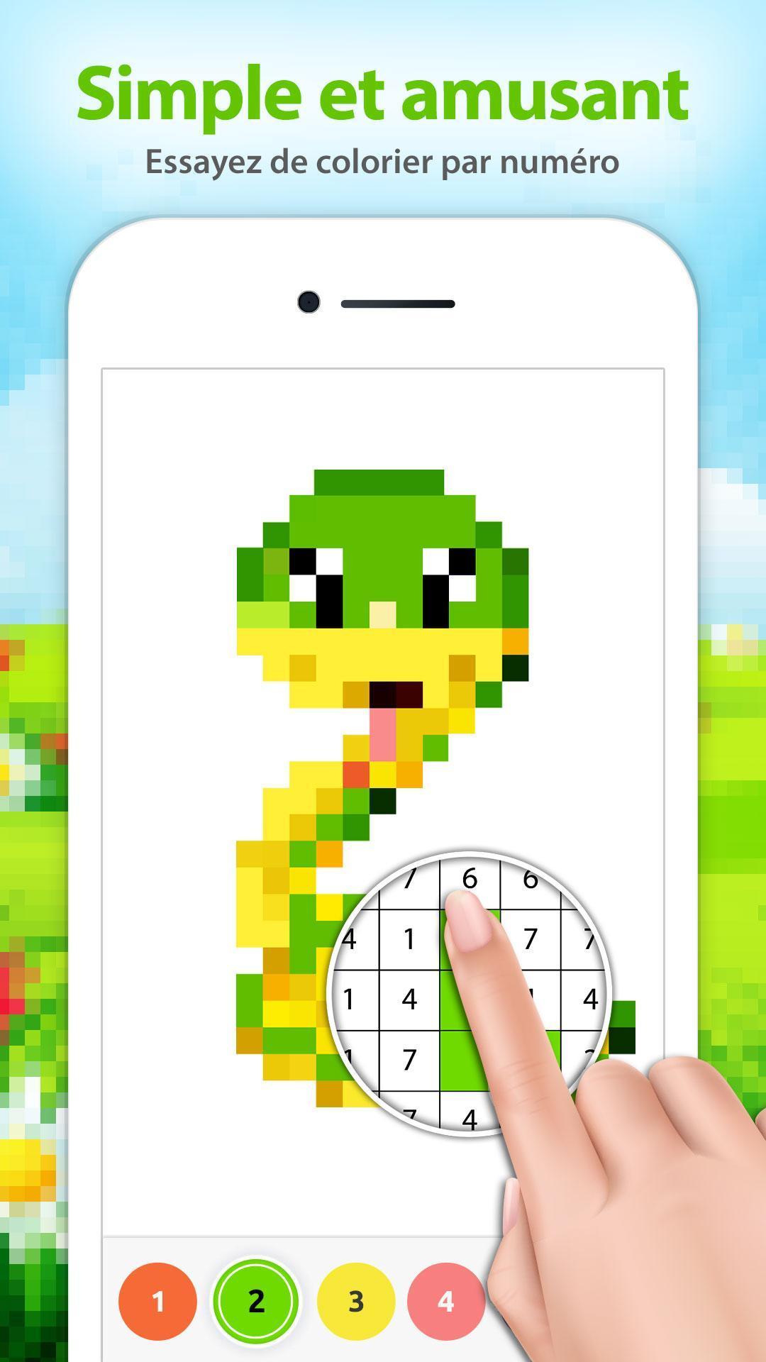Coloriage Magique Gratuit Pour Android Téléchargez L Apk