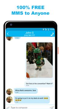 Text Free & Call Free screenshot 2