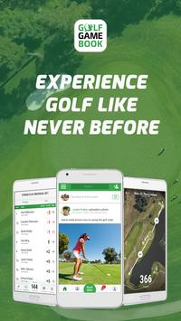 Golf GameBook - Best Golf App poster