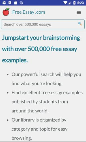 Free essays search how to write to eclipse console