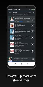 Podcast App - Free Podcast Player capture d'écran 7