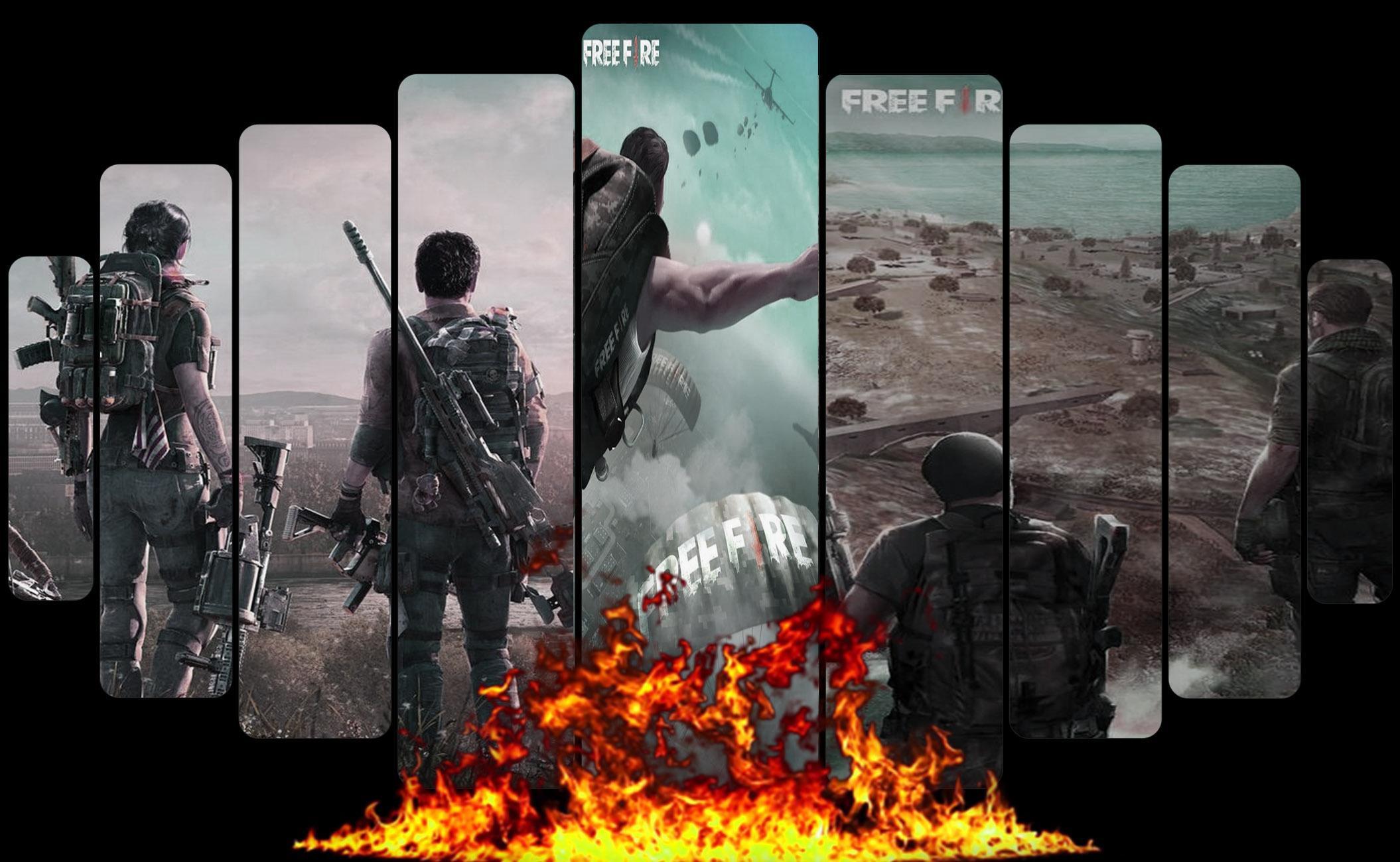 Free Fiire Fonds D écran Hd 4k 2019 Pour Android