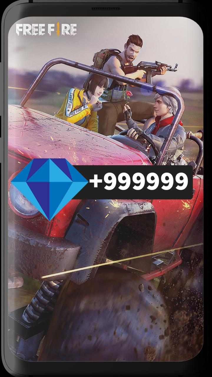 Fire Free Unlimited Diamonds Hacks For Android Apk Download