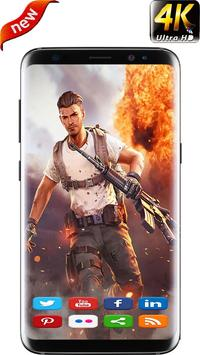 Best Free Fire HD Wallpapers 2019 screenshot 5
