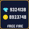 Guide for Free Fire Coins & Diamonds biểu tượng