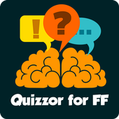 Quizzor for Free Fire | Questions and Answers icon