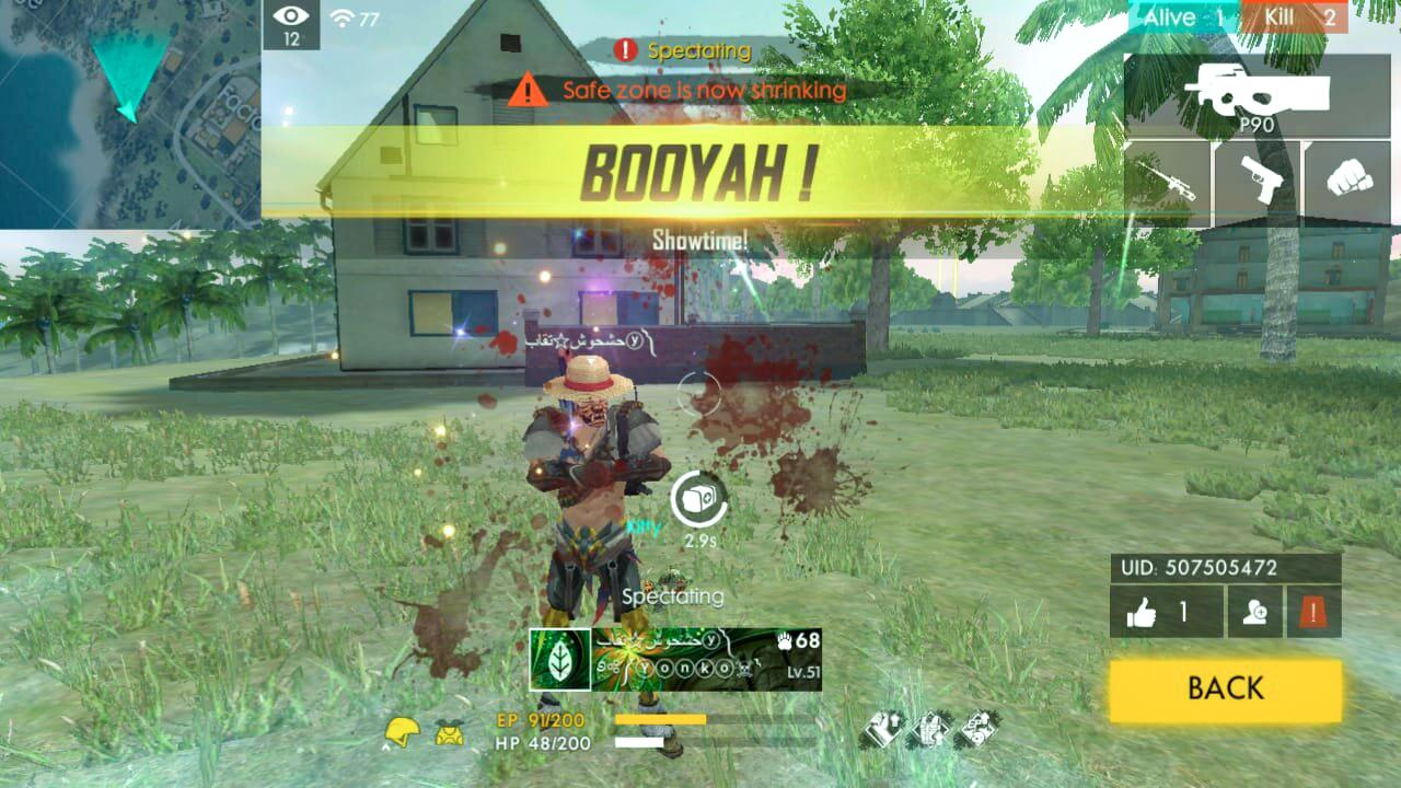 Free Fire Tips Grandmaster Gameplay For Android Apk Download