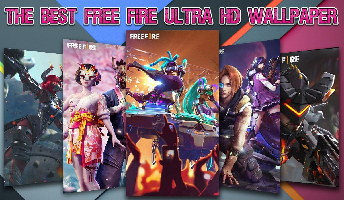 Free Fire Wallpaper Ultimate Hd 4k For Android Apk Download