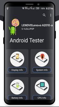 Android Phone Tester–IMEI Check & Hardware Testing screenshot 8