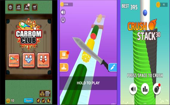 All Games, All in one Game, New Games, Casual Game screenshot 3