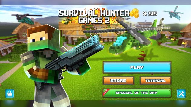 The Survival Hunter Games 2 截图 3