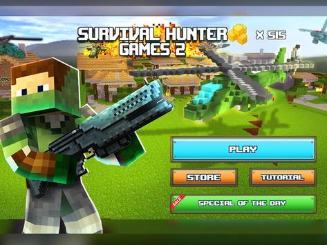 The Survival Hunter Games 2 截图 10