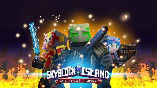 Skyblock Island Survival Games bài đăng
