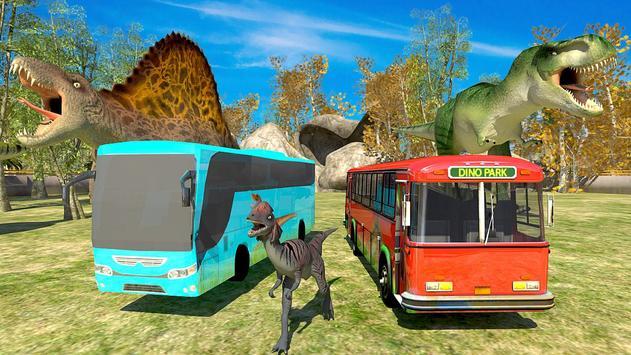 Dinosaur Park: Tour Bus Driving poster