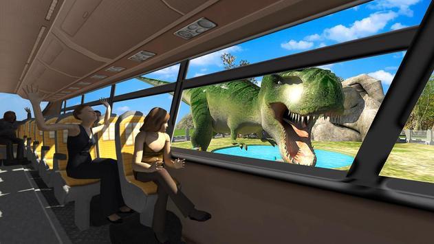 Dinosaur Park: Tour Bus Driving screenshot 1