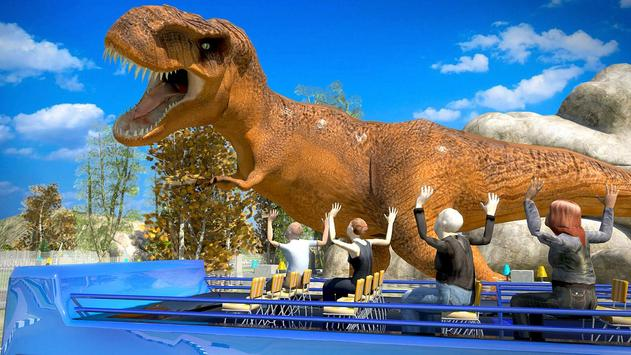 Dinosaur Park: Tour Bus Driving screenshot 3