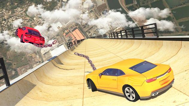 Impossible - Chained Cars Jump screenshot 4