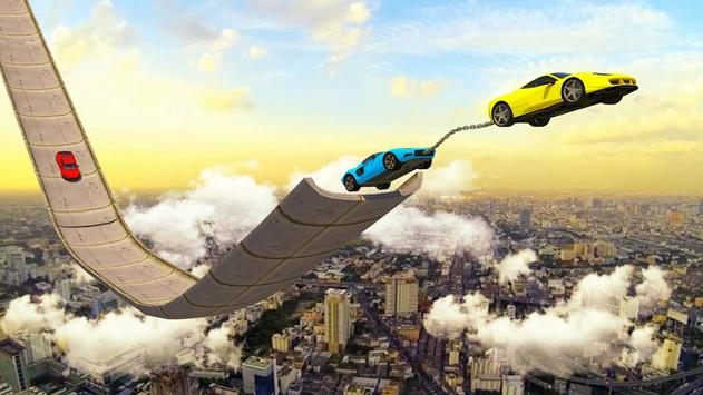 Impossible - Chained Cars Jump screenshot 5