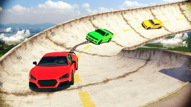 Impossible - Chained Cars Jump screenshot 1