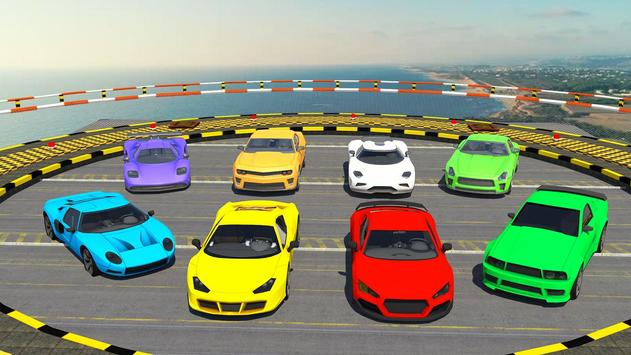 Impossible - Chained Cars Jump screenshot 3