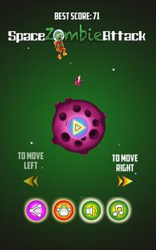 Space Zombie Attack screenshot 11