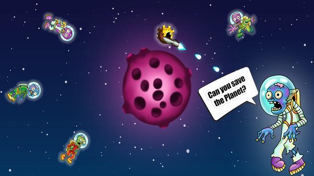 Space Zombie Attack screenshot 12