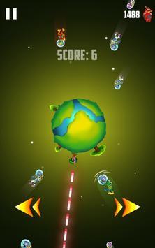 Space Zombie Attack screenshot 1