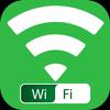 Icona Collegare a Internet Wi-Fi e hotspot portatile