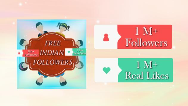 Indian Instagram Followers Apk