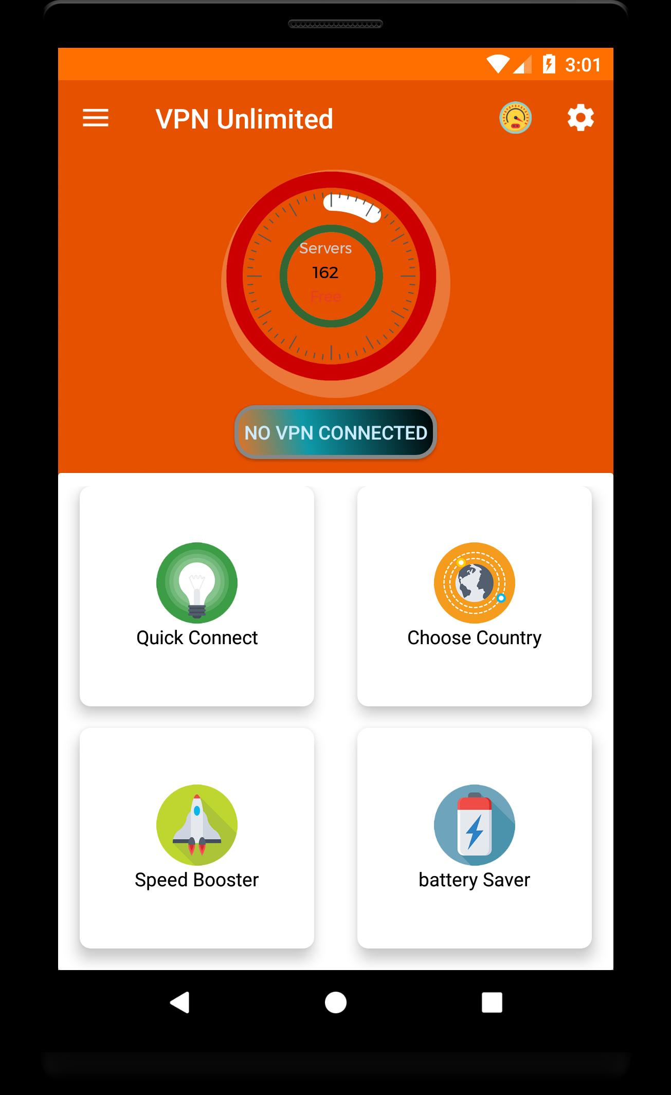 Free Internet VPN Unlimited - Unblock Proxy Master for Android - APK