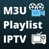 IPTV m3uPlaylist icon