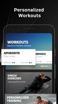 Freeletics: Workout, Fitness & Bodyweight Loss App screenshot 3