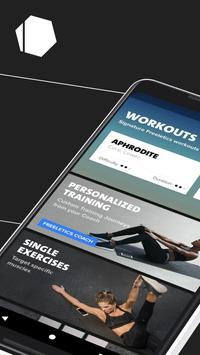 Freeletics - Workout & Fitness. Body Weight App poster