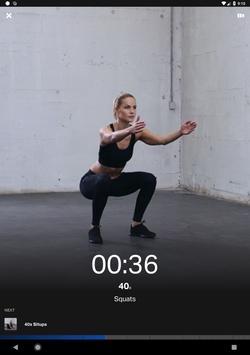 Freeletics - Workout & Fitness. Body Weight App screenshot 11