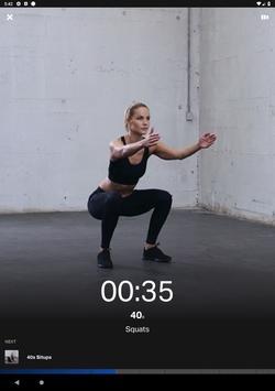 Freeletics - Workout & Fitness. Body Weight App screenshot 17