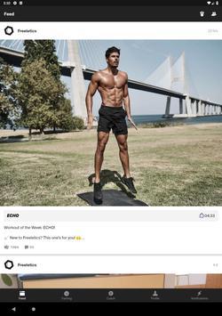 Freeletics - Workout & Fitness. Body Weight App screenshot 20