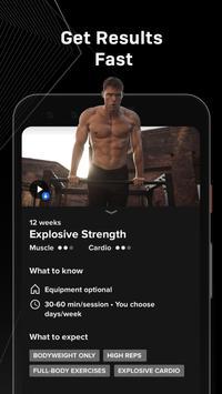 Freeletics: Workout, Fitness & Bodyweight Loss App screenshot 4