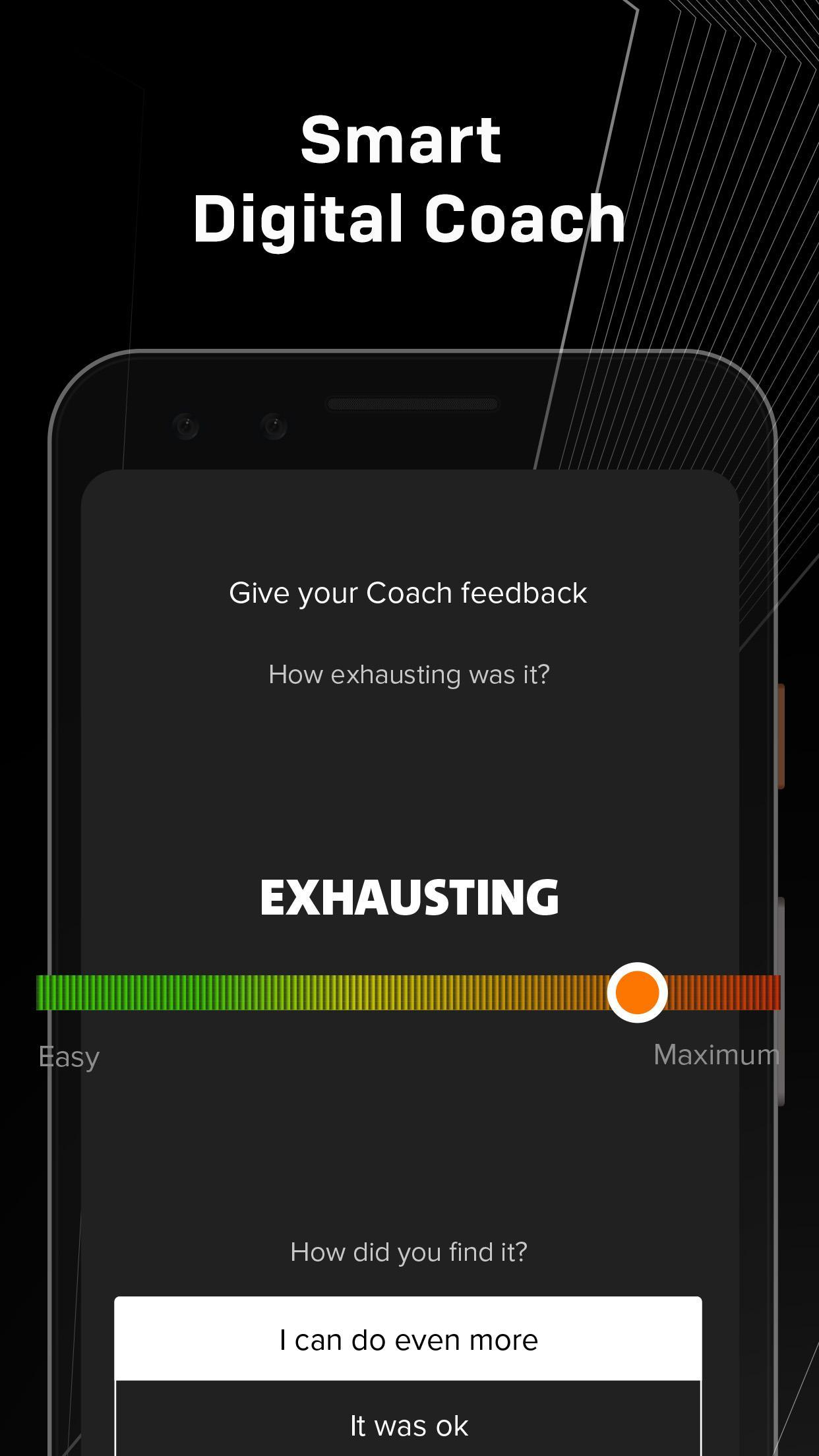 Freeletics - Workout & Fitness  Body Weight App for Android