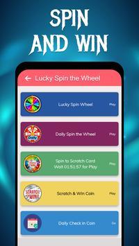 1 Schermata Lucky Big Spin Wheel