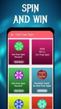 3 Schermata Lucky Big Spin Wheel