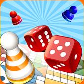 Ludo Party: Permainan Dadu Klasik ikon