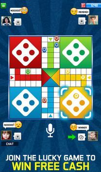 Ludo Party: Permainan Dadu Klasik syot layar 1