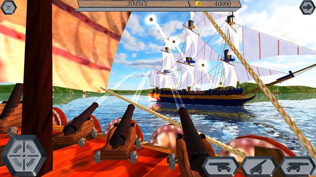 World Of Pirate Ships Ekran Görüntüsü 4