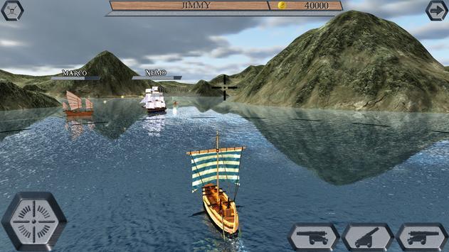 World Of Pirate Ships Ekran Görüntüsü 13
