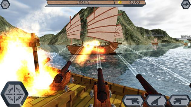 World Of Pirate Ships Ekran Görüntüsü 14