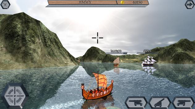 World Of Pirate Ships Ekran Görüntüsü 18