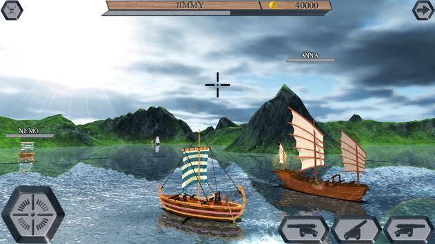 World Of Pirate Ships Ekran Görüntüsü 2